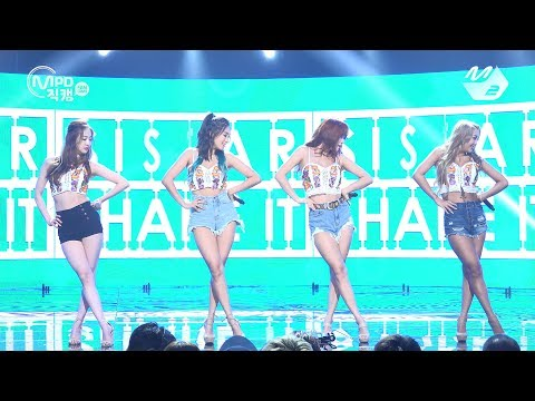 [MPD직캠] 씨스타 스페셜 스테이지 직캠 4K (SISTAR Special Stage FanCam) | @MCOUNTDOWN_2017.6.1