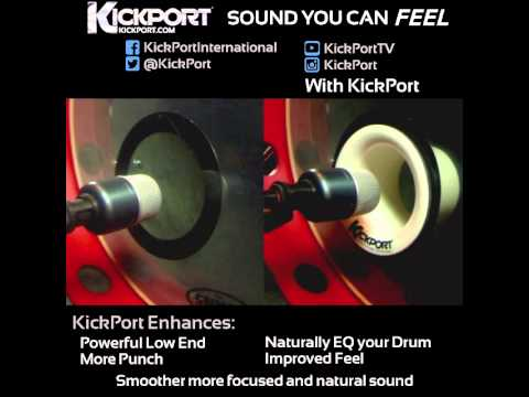 KickPort Kick Port 2 - White