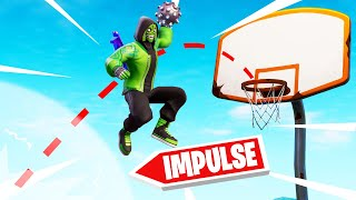 Playing BASKETBALL In FORTNITE! (*NEW* GAME MODE)