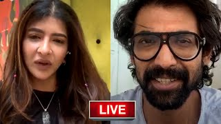 Manchu Lakshmi and Rana LIVE- Rana Wedding, Miheeka..