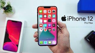 iPhone 12 Pro Max - SURPRISE!