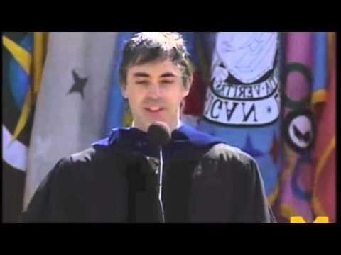 Legendary Founders - Larry Page, Google
