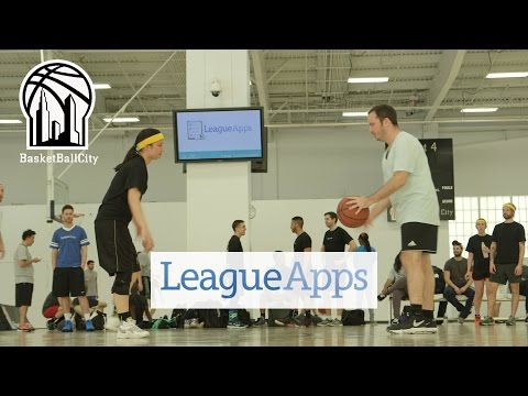Ballin' For Charity basketball tournament - League Apps