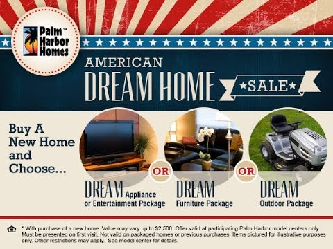 Watch Video of Hot Homes, Huge Savings & Pick Your Favorite Dream Home Package!!