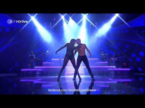 Jennifer Lopez - Dance Again (Live on Wetten, dass..? 6/10/12) HD
