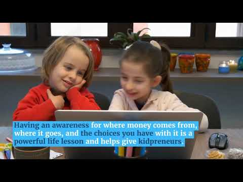 Mark Moncher || Great Financial Instruction for Kidpreneurs