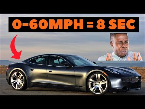 5 SLOW Cars That Fool People Into Thinking They Are Fast