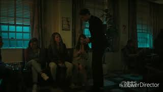 Riverdale 3.19 (Varchie) at the hospital. Randy Ronson is pronounced dead