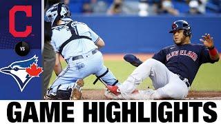 Indians vs. Blue Jays Game Highlights (8/03/21) | MLB Highlights