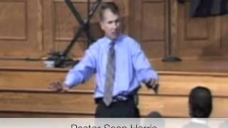 Pastor Sean Harris Tells Congregation to Punch Their Gay Sons