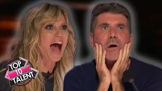 10 MIND BLOWING Auditions On WEEK 8 Of America's Got Talent 2021!