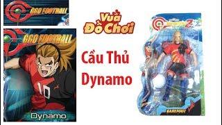 Huyền Thoại Sân Cỏ GGo - Review Dynamo đội chân trần