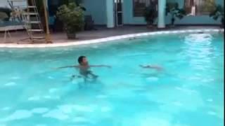 Học bơi tại bể bơi nước nóng: Ai nói trời lạnh chứ 097.253.25.25