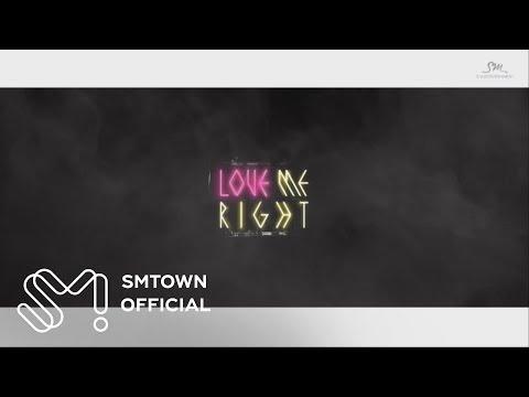 EXO 엑소 'LOVE ME RIGHT' MV Teaser