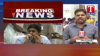 Live Updates   KTR Team to Meet YS Jagan Over Federal Front   TNews live Telugu