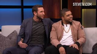 """The 'Den of Thieves' Cast Answer """"Who's The Biggest Ladies Man"""" & More"""