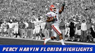 Percy Harvin Florida Highlights