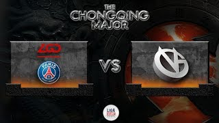 [DOTA 2] PSG.LGD VS Vici Gaming (BO3) - Chongqing Major PlayOff [LIVE]