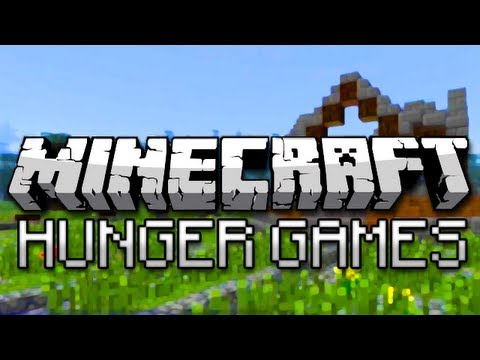 Minecraft: Hunger Games Survival W/ CaptainSparklez - U Are My Hero - Smashpipe Games