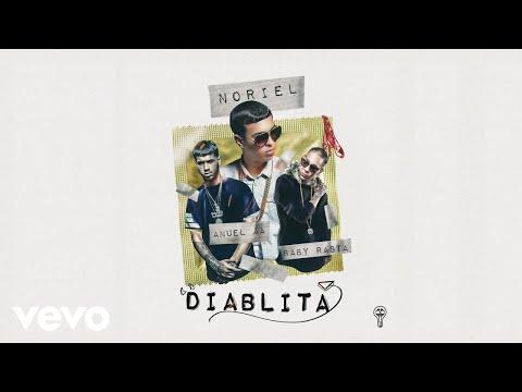 Trap Capos, Noriel - Diablita (Cover Audio) ft. Anuel AA, Baby Rasta