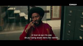 BlackkKlansman Cannes Clip