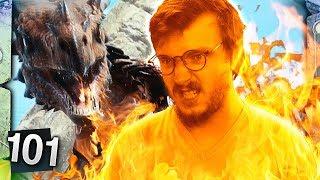 ARK: Survival Evolved Ragnarok - FLAMMABLE ZYLUS