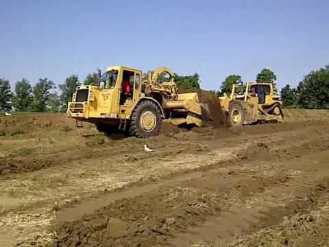 BLUE STAR CONSTRUCTION - Highway 404 Construction, Ontario, Canada