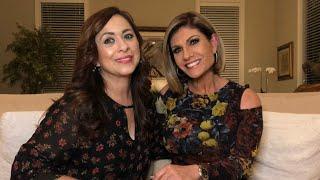 La periodista Teresa Rodríguez en Exclusiva!! con Neida Sandoval