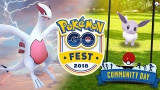VIENE EEVEE SHINY Y REGRESA LUGIA!! | 636 | POKEMON GO - YouTube