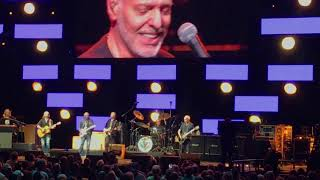 Peter Frampton w/ Eric Clapton - While My Guitar Gently Weeps @ Crossroads Fest, Dallas, TX 20/9/19
