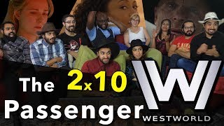 Westworld - 2x10  The Passenger SEASON 2 FINALE - GROUP REACTION!