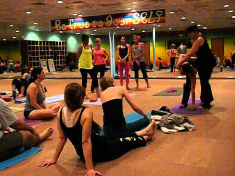 Revolving Triangle - Master Class with Suze Curtis 4.27.13