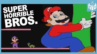 Juegos de Super Mario que NADIE deberia jugar   N Deluxe