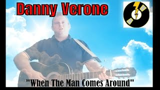 When the Man Comes Around - Johnny Cash cover by Danny Verone