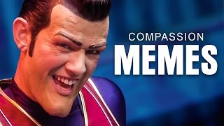 We Are Number One but it's a Video Essay about Memes and Compassion