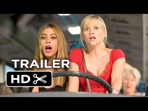 Hot Pursuit Official Trailer