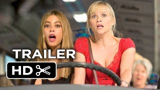 Hot Pursuit (2015) Trailer – Sofia Vergara, Reese Witherspoon Movie HD