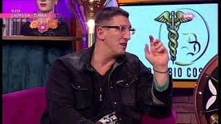 Kristijan odgovara koja mu se devojka u Zadruzi sviđa i govori o Tomoviću i Jovani (Ami G Show S13)