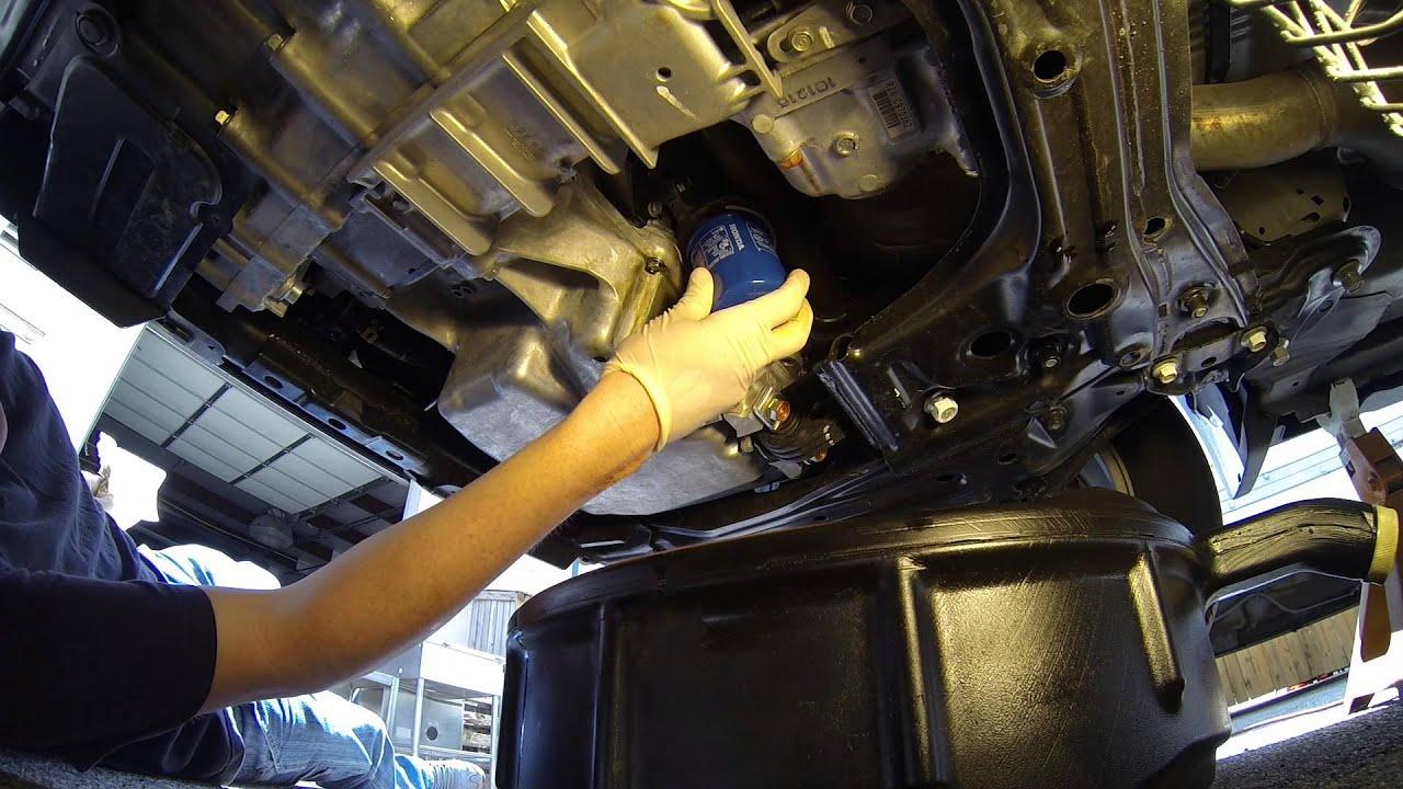 Maxresdefault on Honda Element Fuel Filter Location