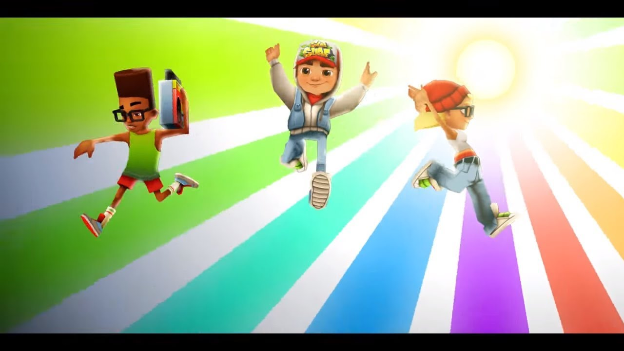 Spustit Subway Surfers on PC 2