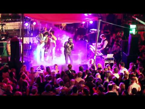 Aloe Blacc - Femme fatale & Green light (Live at Michelberger Mystery Music Festival)