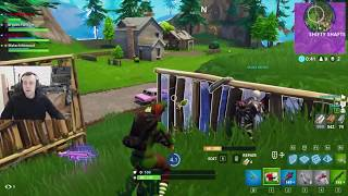 ROMAN ATWOOD PLAYS FORTNITE BATTTLE ROYALE WITH A SQUAD AND GETS HIS 3RD VICTORY ROYALE!