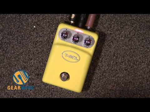 T-Rex Tonebug Fuzz Pedal for Guitar