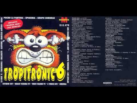Tropitronic Vol6   Cumbias del Recuerdo 1998 Enganchado CD Completo