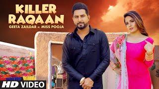 Killer Raqaan – Geeta Zaildar – Miss Pooja