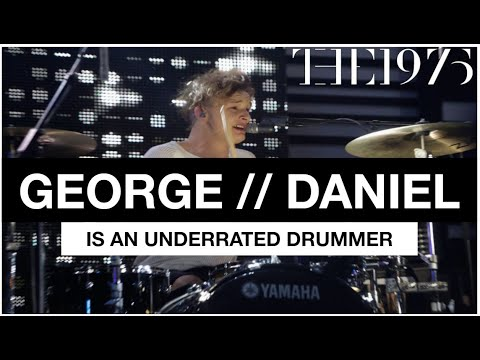 The 1975's Drummer is Highly Underrated