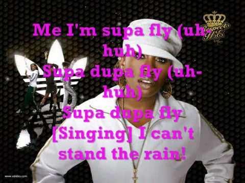 Missy Elliott - The Rain (Supa Dupa Fly) with lyrics and photos
