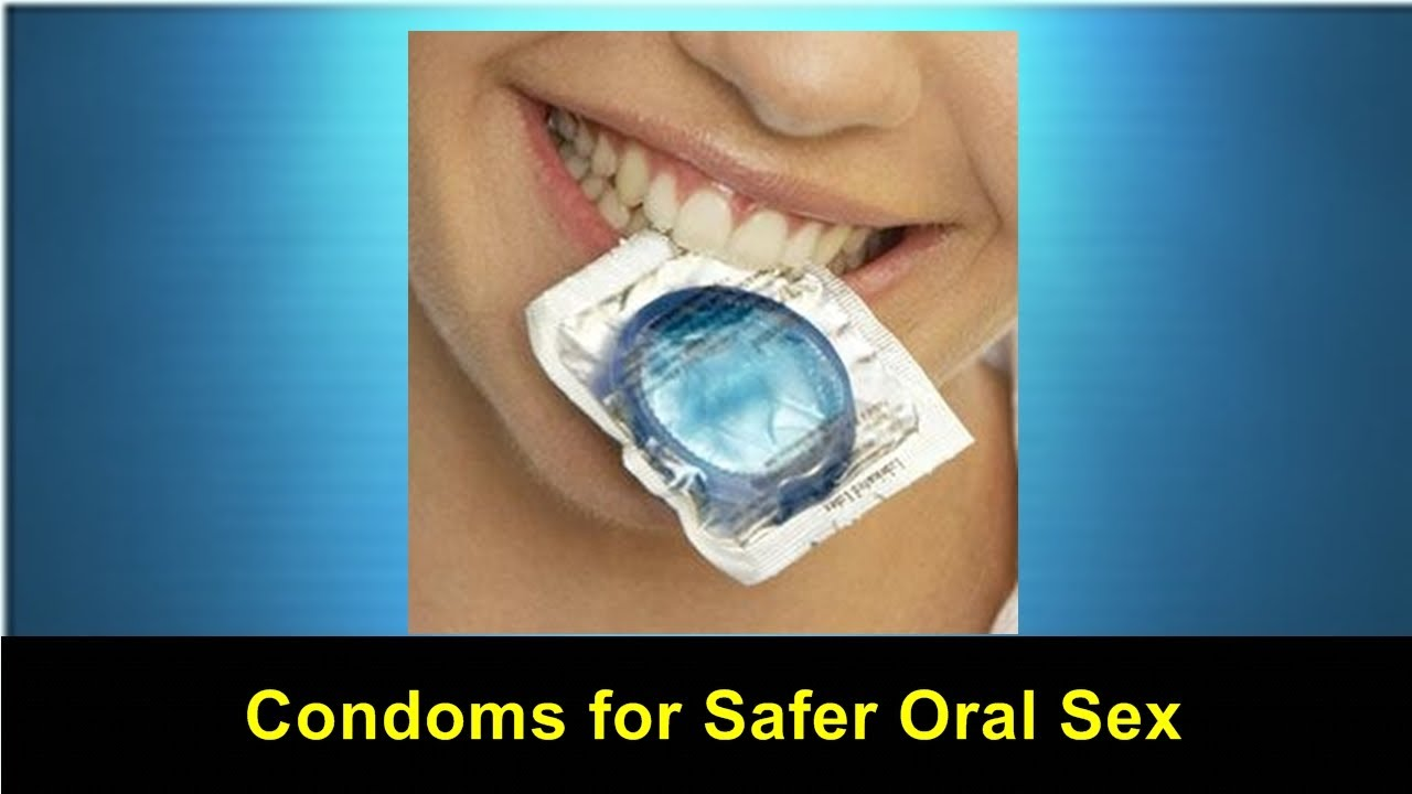 Oral sex with flavoured condom videos