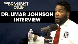 Dr. Umar Johnson On American Politics, Black Unity, Frederick Douglass Marcus Garvey Academy + More