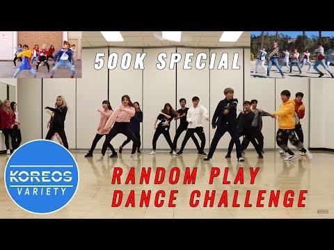[Koreos Variety] S2 EP19- 500K Subs Special: Random Play Dance